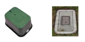 Examples of Water Meter Covers